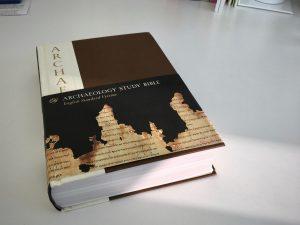 The ESV archaeology study bible